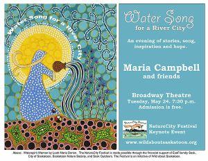 Water Song May 24